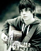 Jake Bugg Autograph Signed Photo